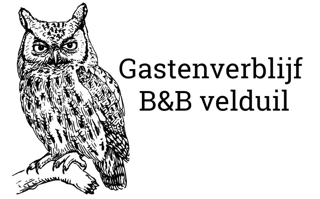 Gastenverblijf Velduil logo